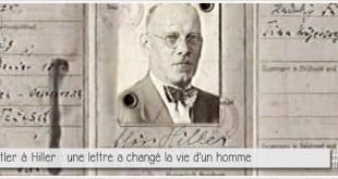 piece d'identité de alois hitler, demi frère de adolf hitler furher du 3eme reich pour illustrer l'article PCPL