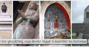 les quatres tombes de du guesclin pour parciparla..fr