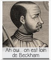 portrait de bertrand Du Guesclin pour PCPL
