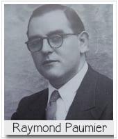 portrait de raymond paumier pour parciparla.fr dédié au verre de lait de Mendes France